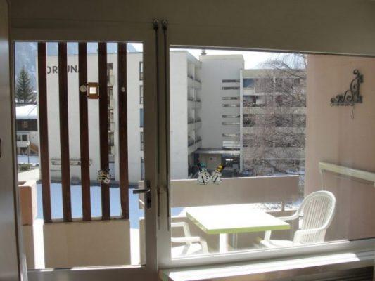 03- b- Appartement- 1.5- chambres- Maynzett -25- Balcon -Loèche-les-Bains- appartement- de- vacances- à- louer