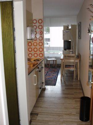 03 -c -1.5 Zimmer-Wohnung- Maynzett- 25- EIngang -Leukerbad -Ferienwohnung -zu -vermieten