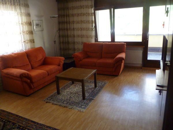 11 -c -2.5- Zimmer-Wohnung -Royal-51- Wohnstube -Leukerbad -Ferienwohnung- zu -vermieten