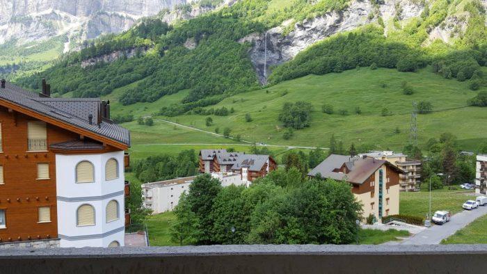 13a -i -Appartement -2.5- chambres -Appartement- 2.5 -chambres -Lorée- 201 -Vue- terrasse- Loèche-les-bains- appartement -de- vacances -à -louer
