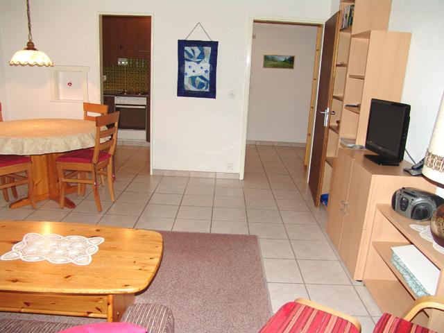 21- f -3.5 -Zimmer- Wohnung -Wohnen -Leukerbad- Ferienwohnung -zu- vermieten