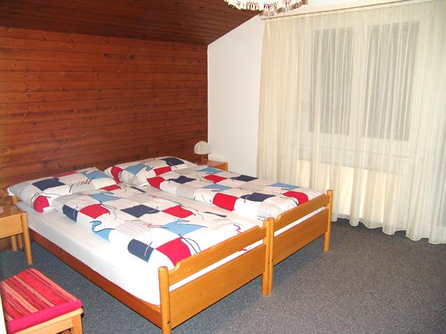 21- f -Appartement- 3.5- chambres- chambre- Loèche-les-bains- appartement -de -vacances- à -louer