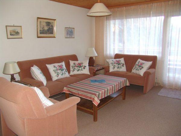 25 -h- 3.5 -Zimmer- Wohnung -Tschal -10- Wohnsitz -Leukerbad -Ferienwohnung- zu- vermieten