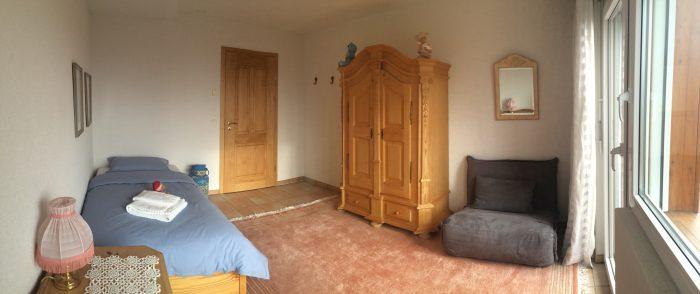 27- g- 4.5 -Zimmer- Wohnung-Chalet-Kliben-Schalfzimmer -Leukerbad- Ferienwohnung -zu- vermieten