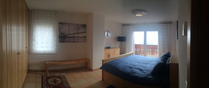 27 -k- 4.5 -Zimmer -Wohnung-Chalet -Kliben- Schlafzimmer-Leukerbad- Ferienwohnung- zu -vermieten